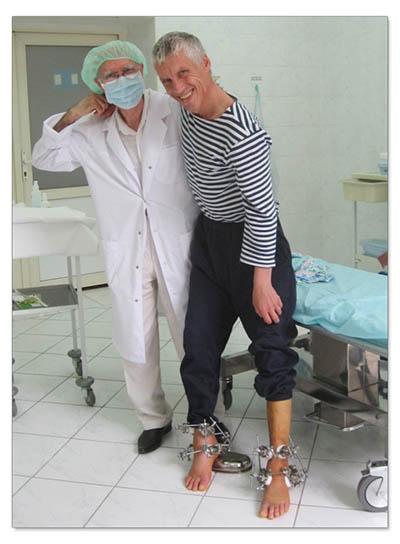 Восстановление целостности костей остеосинтез костей в Москве в ГарантКлиник.